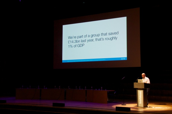 Mike Bracken - Wikimania 2014